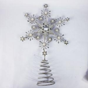 Christmas tree Topper snowflake